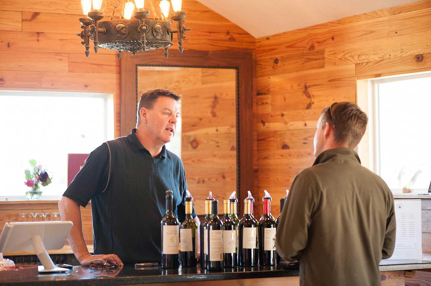 wineries near austin